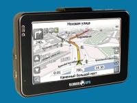 GPS навигатор GL-600
